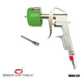 Speedy Grip™ - Golf Grip Air Installation Tool   Model: SG-1G