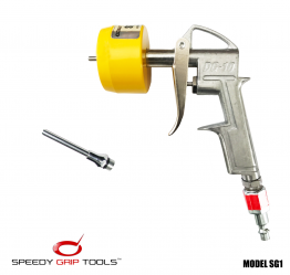 Speedy Grip™ - Golf Grip Air Installation Tool   Model: SG-1Y